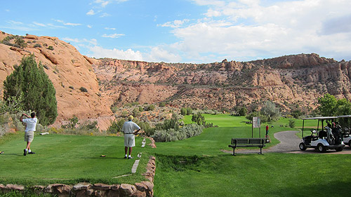 Moab Golf Club Thumbnail Image
