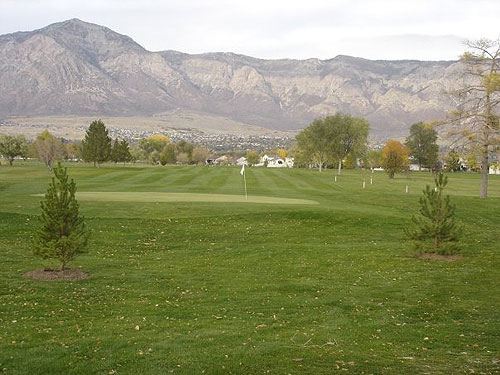 Ben Lomond Golf Course Thumbnail Image