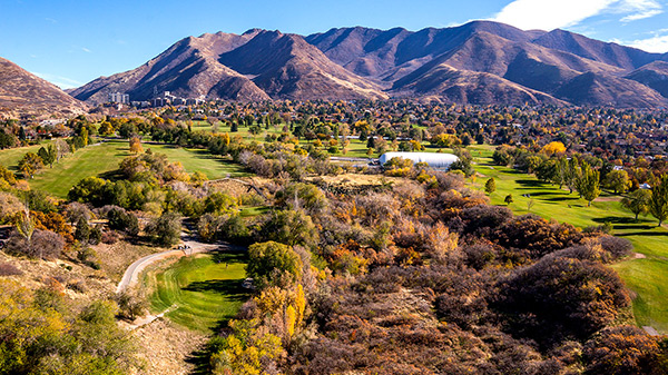 Bonneville Golf Course Thumbnail Image